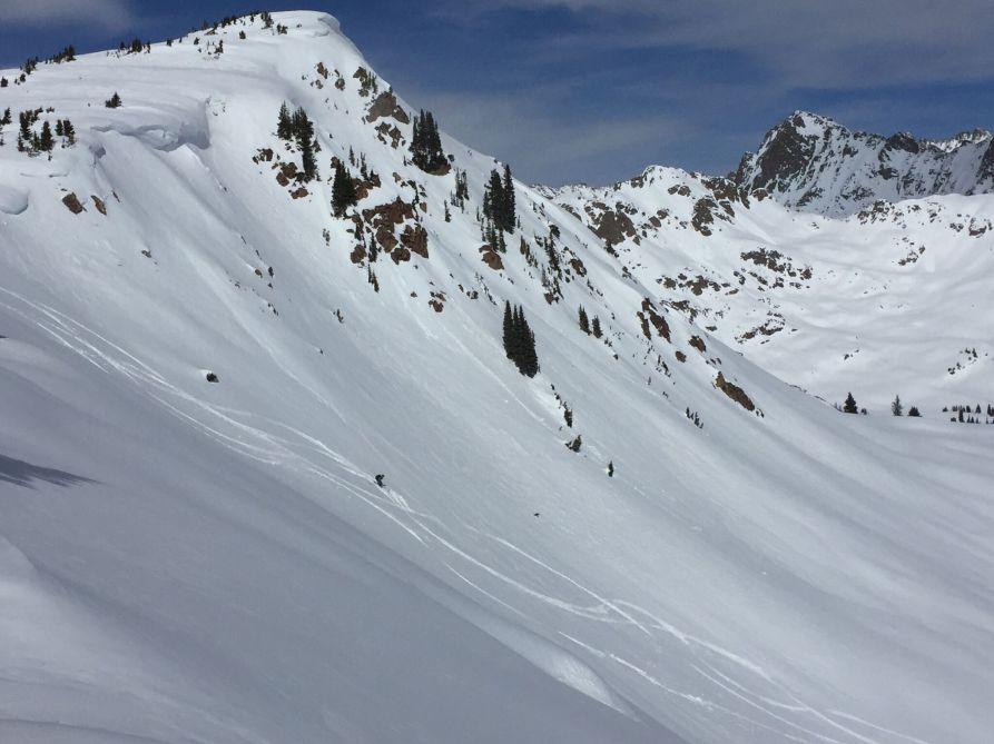 Ski booth 1
